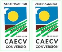 certificados transición ecológica CAECV